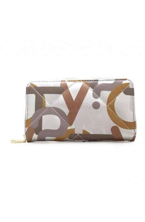 Portafoglio YNOT CHARME Donna Multicolore - CHA-361S1SILVER