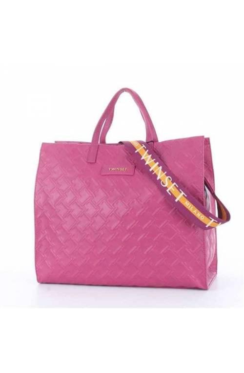 TWIN-SET Tasche Damen Violett - 202TB7160-05245