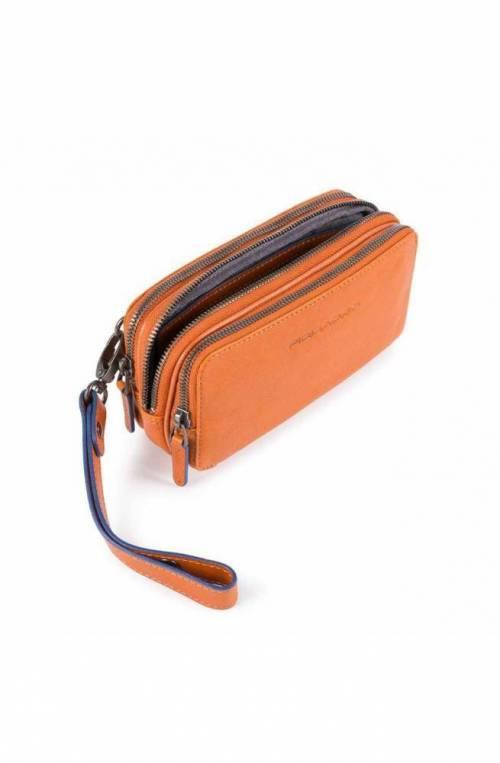 PIQUADRO Tasche B2S Leder Orange - AC2141B2S-AR