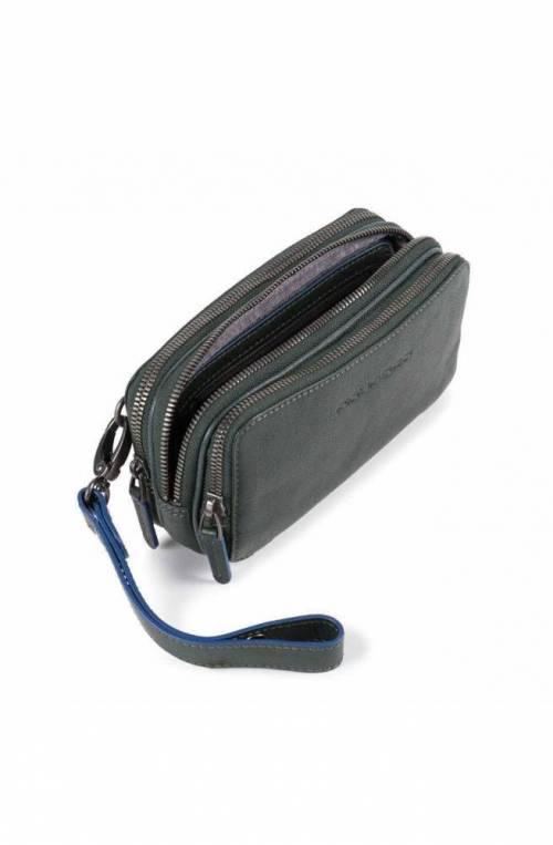 PIQUADRO Tasche B2S Leder grün - AC2141B2S-VE