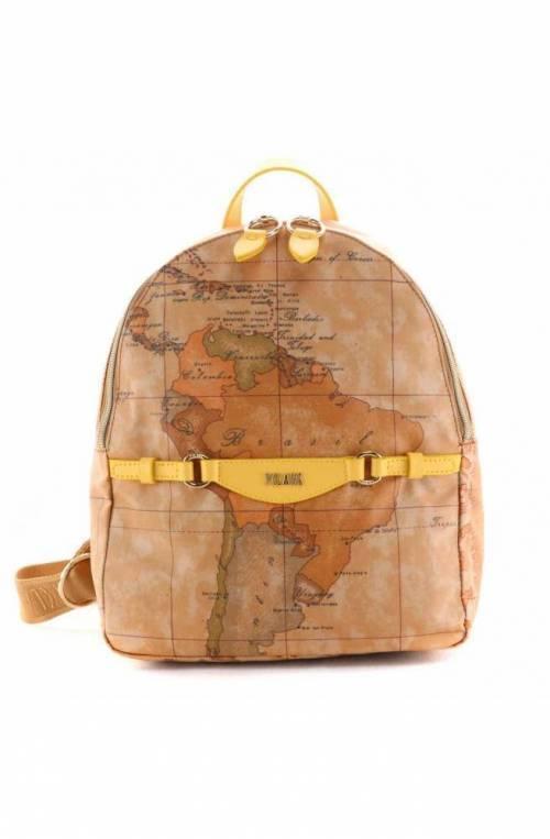 ALVIERO MARTINI 1° CLASSE Backpack SOFT SOUND Female Yellow - GQ61-S578-0465