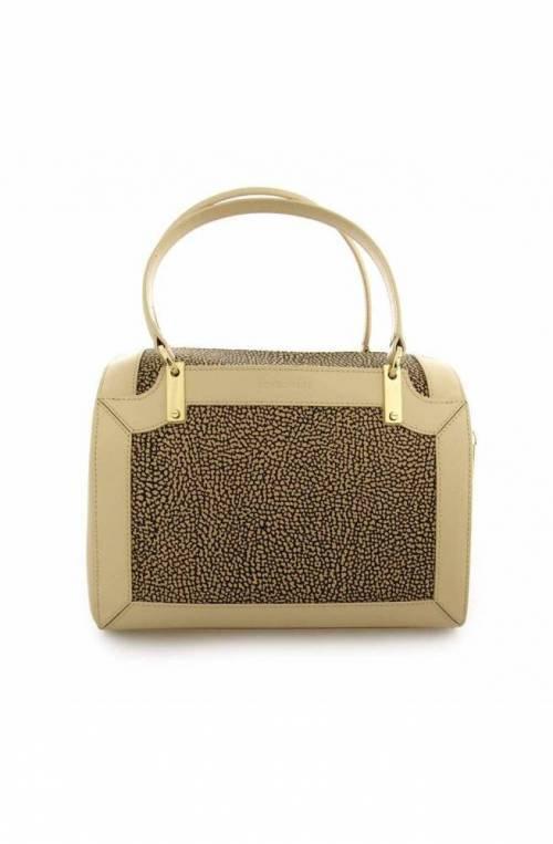 BORBONESE Bag Female Natural, Beige - 903774-768-S75