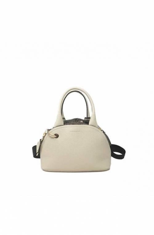 BORBONESE Bag Female Leather Beige - 924414-02V-945