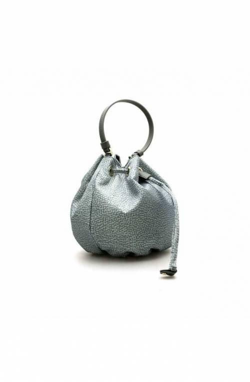 BORBONESE Bag Female Green - 934441-I15-C29