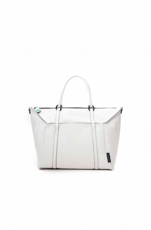 GABS Tasche SIRIA Damen Leder Weiss - G006560T3X1693-C1005
