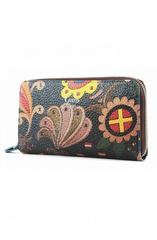 GABS Wallet GMONEY TRIP Female Leather Multicolor - G000140NDX1672-S0488