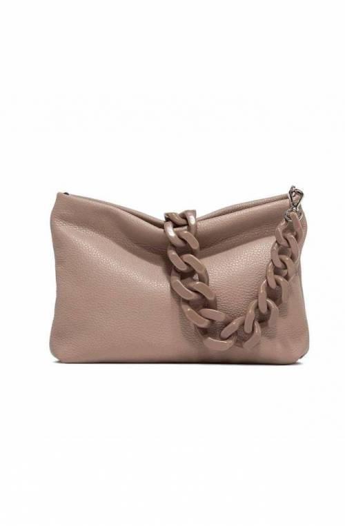 GIANNI CHIARINI Bag Brenda Ladies Leather Brown - 826521PEGRN11706