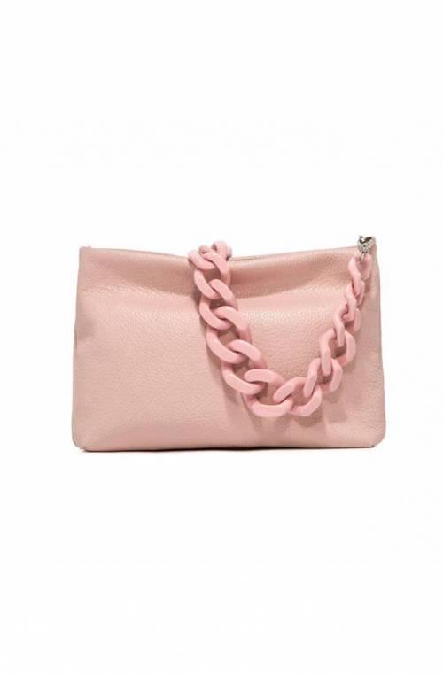 GIANNI CHIARINI Bag Brenda Ladies Leather Pink - 826521PEGRN10105