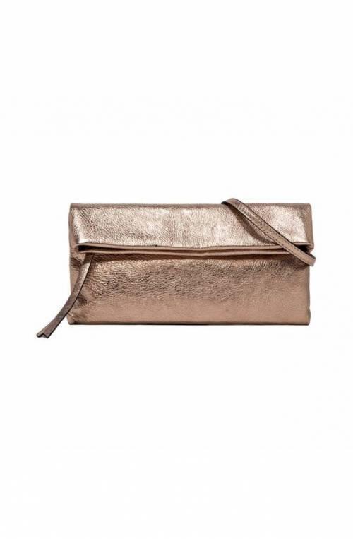 GIANNI CHIARINI Bag CHERRY Female Leather Champagne - 737421PELMW448