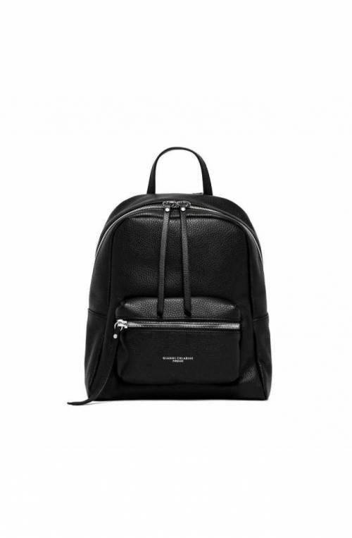 GIANNI CHIARINI Backpack Luna Woman Black - 8605GRN001