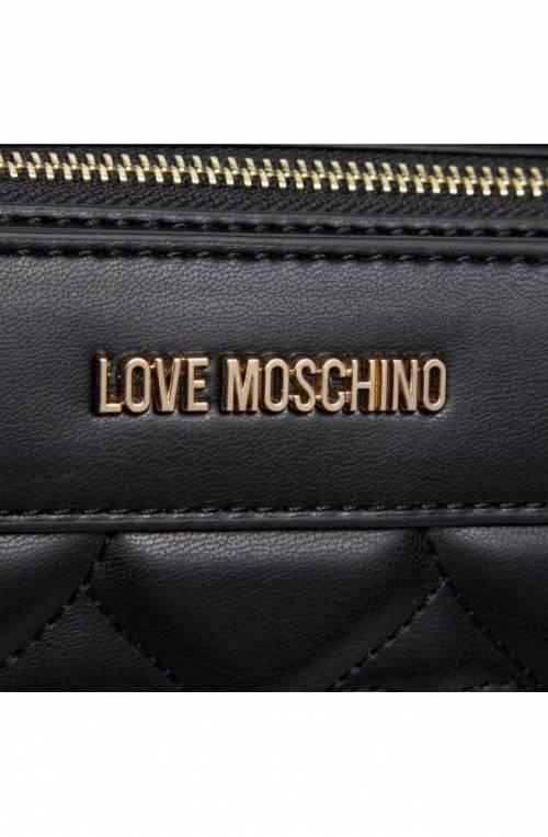 Borsa LOVE MOSCHINO Donna Nero - JC4251PP0CKG0000