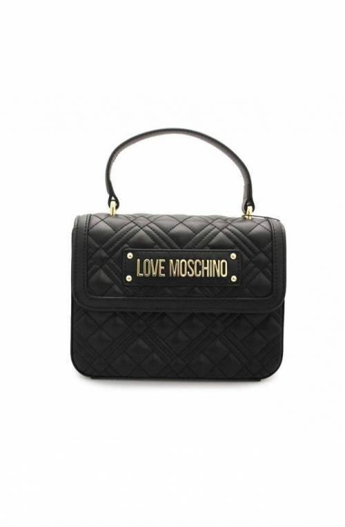 Borsa LOVE MOSCHINO Donna Nero - JC4279PP0CKN0000