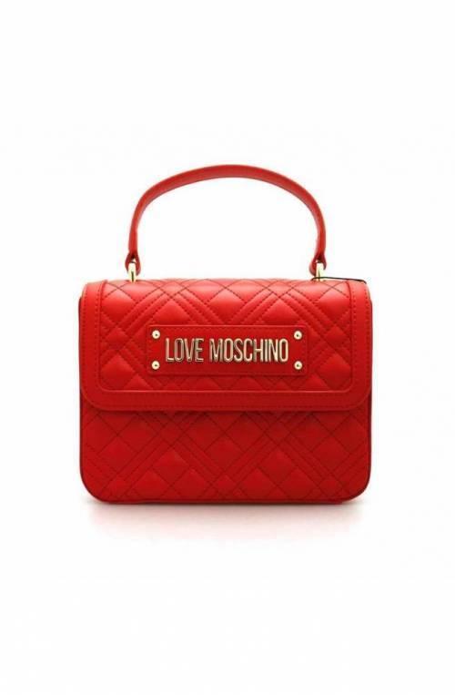 Borsa LOVE MOSCHINO Donna rosso - JC4279PP0CKN0500