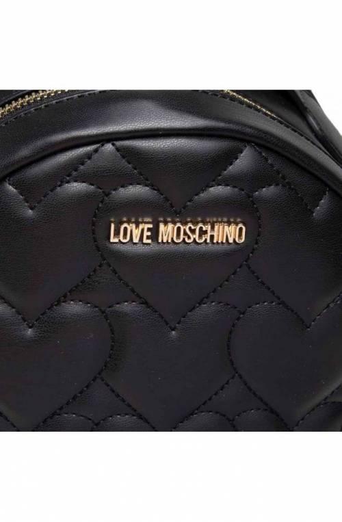 LOVE MOSCHINO Rucksack Damen Schwarz - JC4249PP0CKG0000