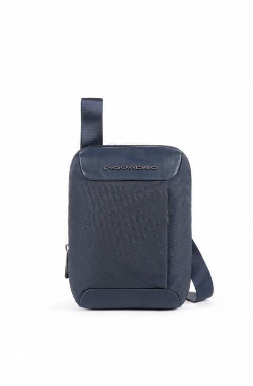 PIQUADRO Bag Macbeth Male Blue - CA3084S115-BLU