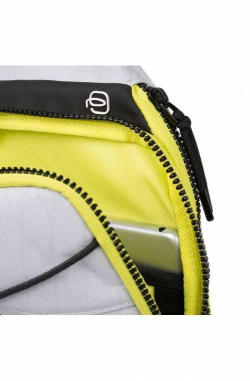 PIQUADRO Bag Otello Male Mono sling White - CA5379S114-BI