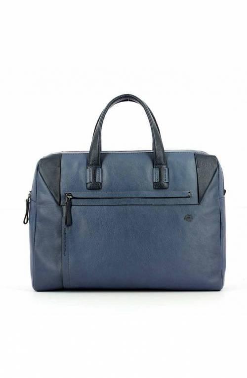PIQUADRO Bag Pan Male Blue - CA4256S94-AV