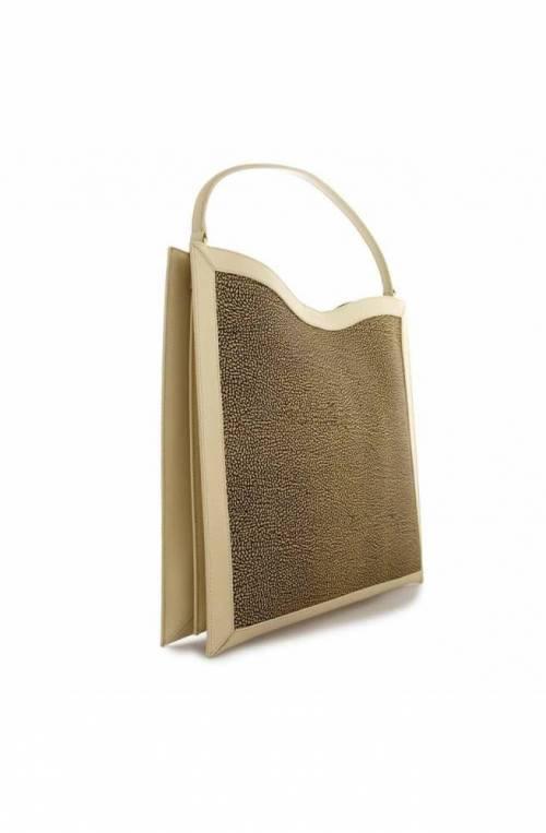 BORBONESE Bag ARMONICA Female Beige - 903777-768-S75