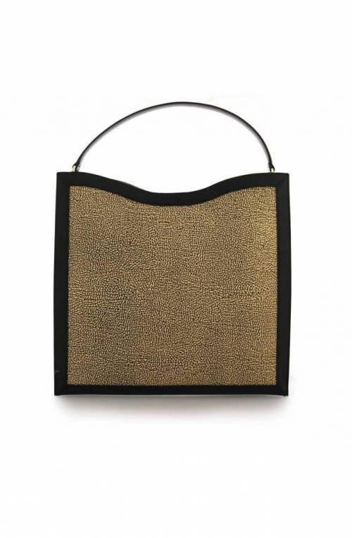 BORBONESE Bag ARMONICA Female Black - 903777-768-X11