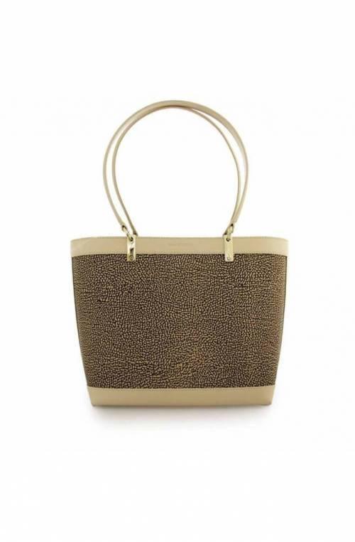 BORBONESE Bag Female Beige - 903772-768-S75