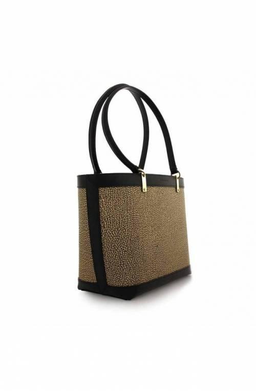 BORBONESE Bag Female Black - 903772-768-X11