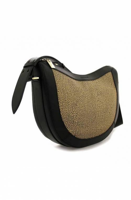 BORBONESE Bag Female Black - 903776-768-X11