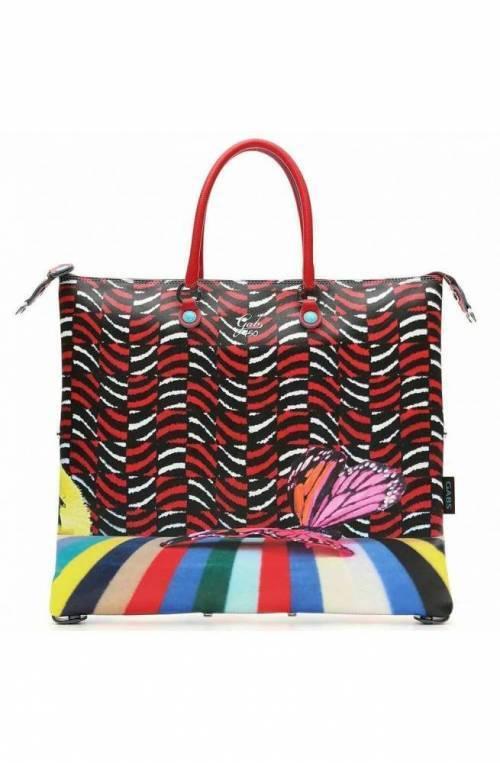 Borsa GABS G3 Plus farfalla Donna Multicolore Trasformabile - G000030T2X0783-S0450