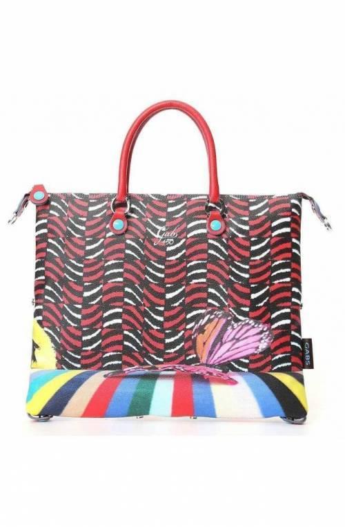 Borsa GABS G3 Plus farfalla Donna Multicolore Trasformabile - G000030T3X0783-S0450