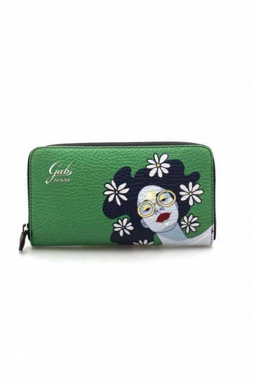 GABS Wallet GMONEY17 Female Leather Multicolor - G000140NDX1673-F2714