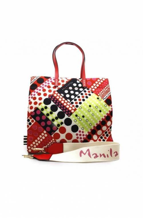 MANILA GRACE Tasche FELICE Damen Multi farbigen - B214TS-MA016