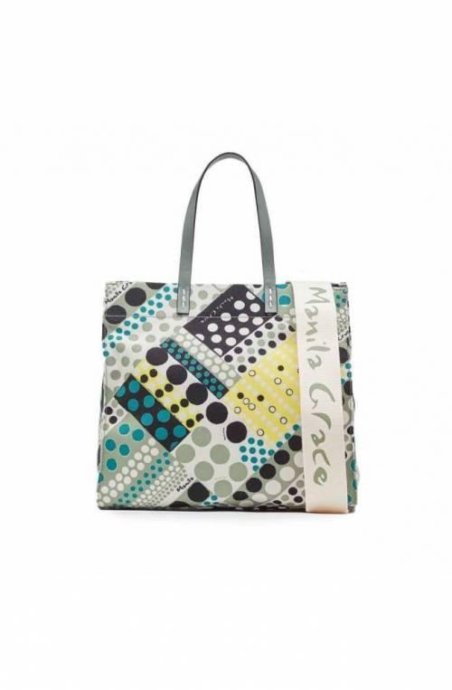 MANILA GRACE Tasche FELICE Damen Multi farbigen - B214TS-MA040