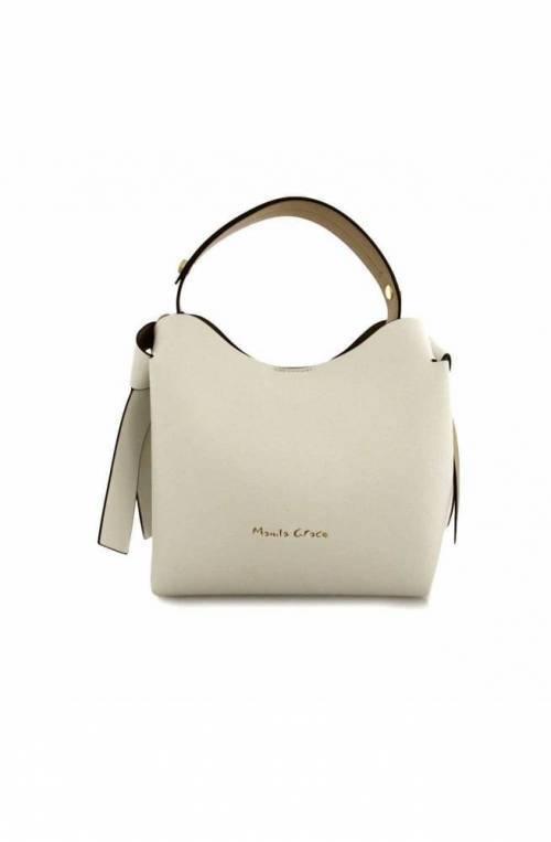 MANILA GRACE Tasche HOLLY Damen Weiß - B266EU-MA029