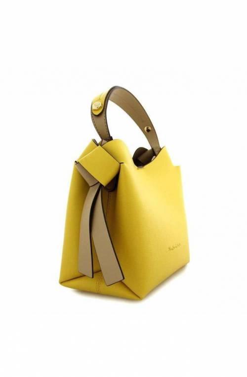 MANILA GRACE Tasche HOLLY Damen Gelb - B266EU-MA019