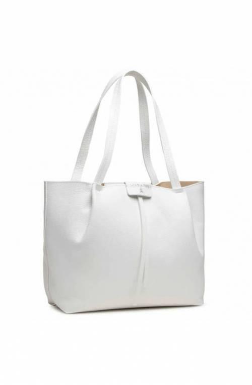 Borsa PATRIZIA PEPE Donna shopping Pelle Bianca - 2V8895-A4U8N-W146