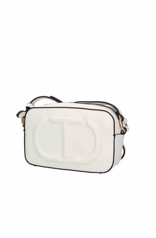 TWIN-SET Tasche Damen Weiss - 211TD8081-00001