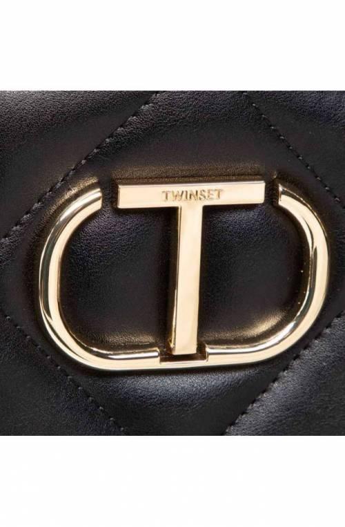 TWIN-SET Tasche Damen Schwarz - 211TD8070-00006