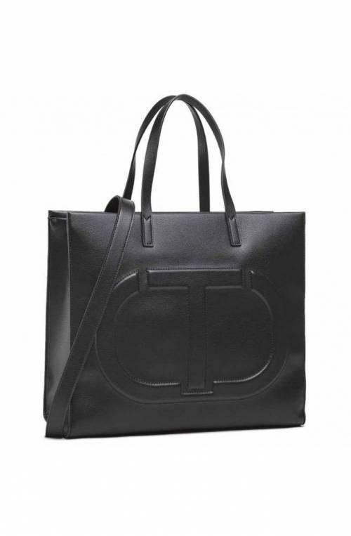 TWIN-SET Tasche Damen Schwarz - 211TD8080-00006
