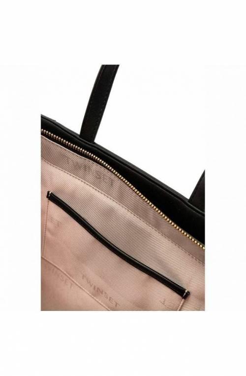 TWIN-SET Tasche Damen Schwarz - 211TD8130-00006