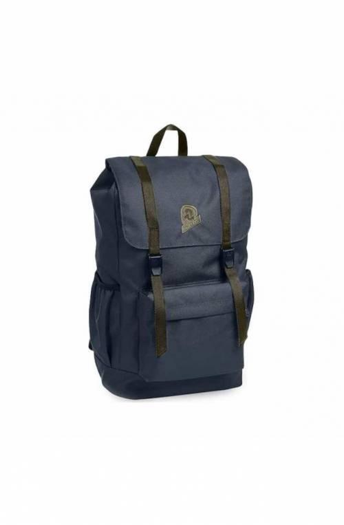 INVICTA Rucksack CHAT SOLID Unisex Blau - 206002112-531