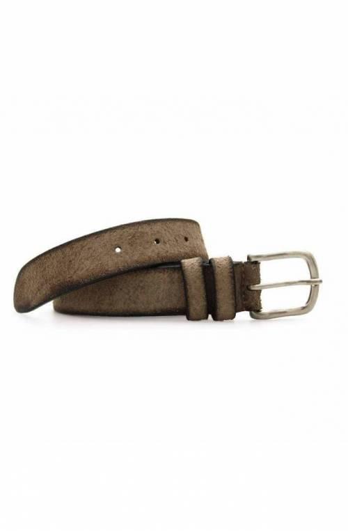Cintura OFFICINE DEL CUOIO Uomo Pelle Marrone - 1842-30