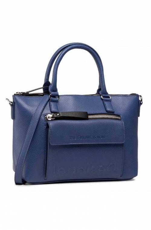 DESIGUAL Tasche Damen Blau - 21SAXPB25036U