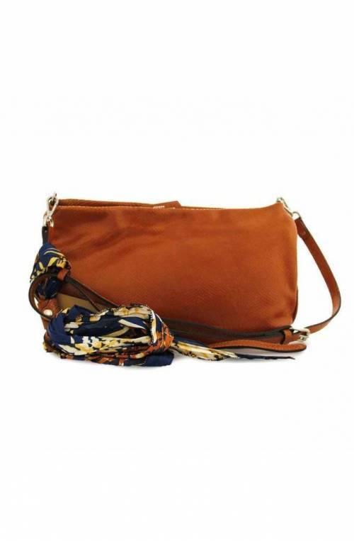 GIANNI CHIARINI Tasche SADDLE Damen Leder Orange - BS8055VIPE