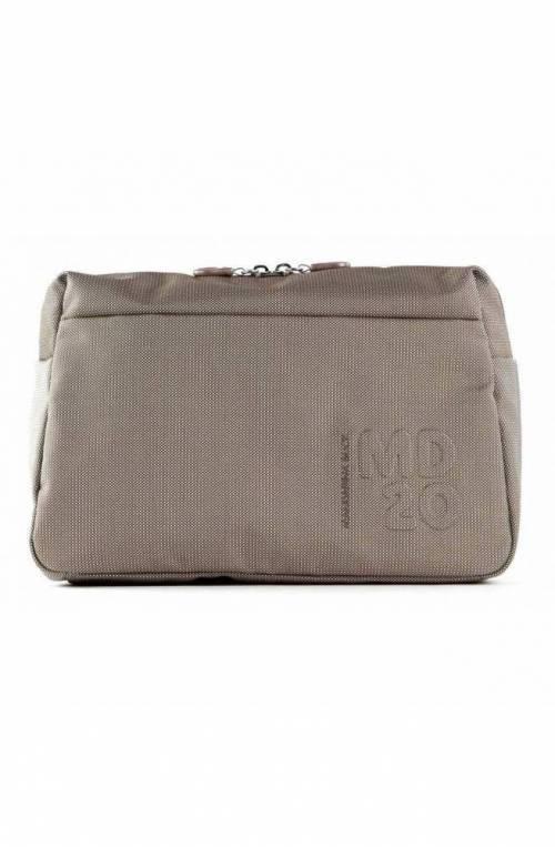 Beauty case Mandarina Duck MD20 Donna Beige - P10QMM0509K