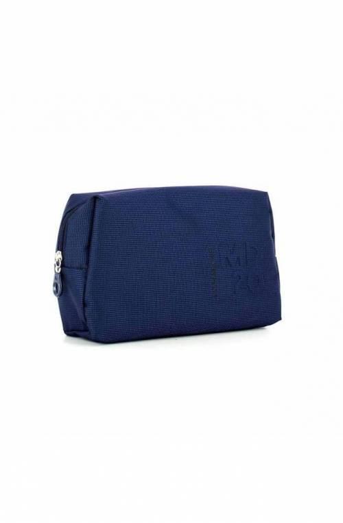 Mandarina Duck Beauty case MD20 Unisex blue P10QMM0408Q