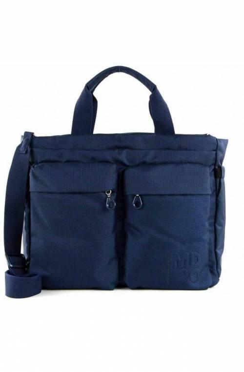 Mandarina Duck Bag MD20 BABY BAG DUFFLE Female Blue - P10IWB0108Q