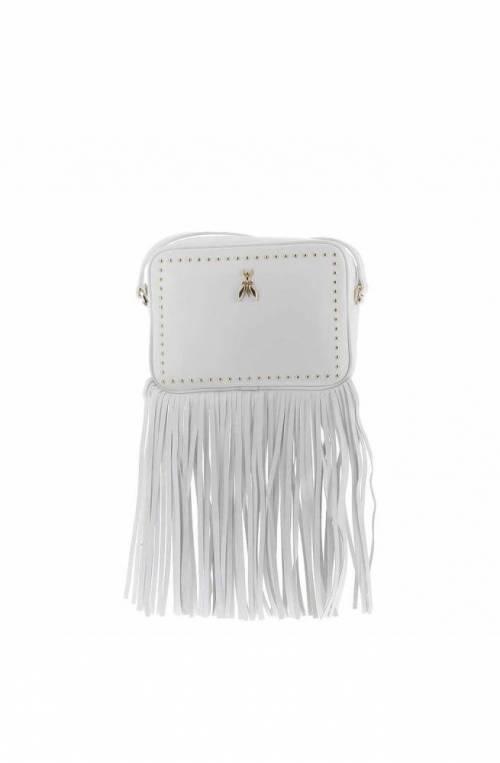 PATRIZIA PEPE Bag Female Leather White - 2VA051-A8W7-W146