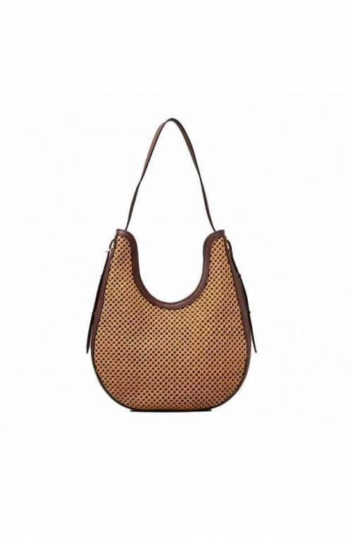 COCCINELLE Bag BAGATELLE PAGLIA Female Brown - E1HBD130101904