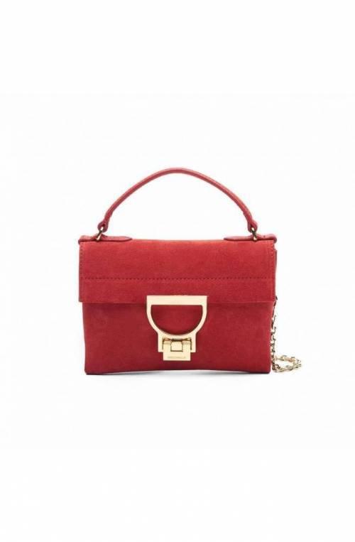 Borsa COCCINELLE MIGNON SUEDE Donna Rosso - E1H31550101R63