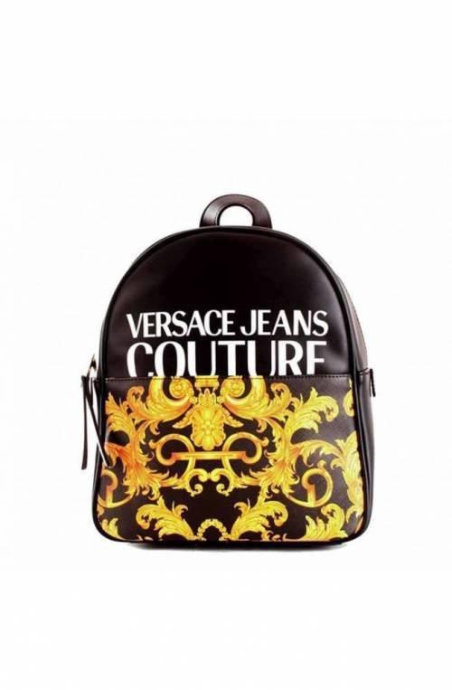 VERSACE JEANS COUTURE Backpack Female Black - E1VWABG871727M27
