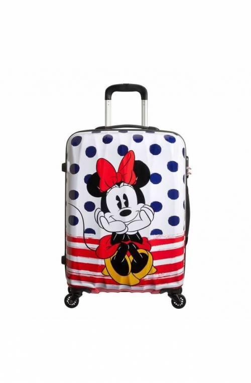 Trolley American Tourister Disney Legends Minnie Policarbonato - 19C-31007